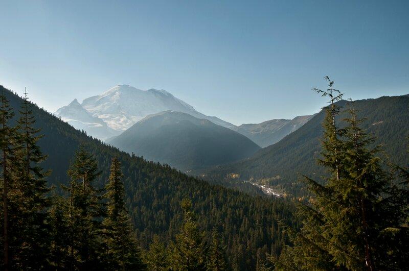 Гора Ренье