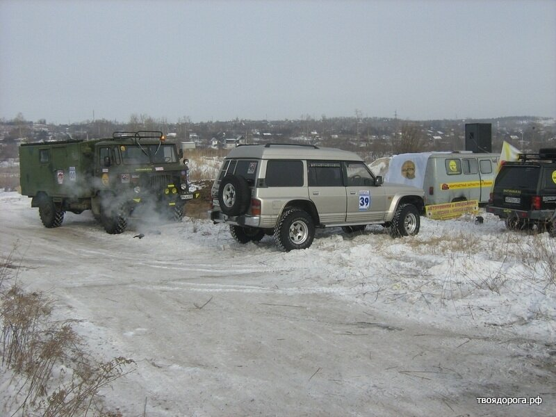 Февральская карусель 2009
