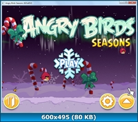 Angry Birds Seasons 3.2.0
