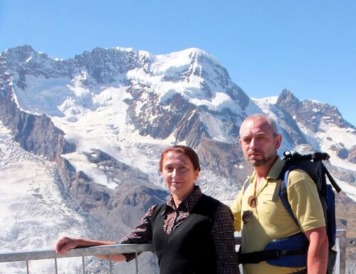 Швейцария. Две недели в августе. 2012г.