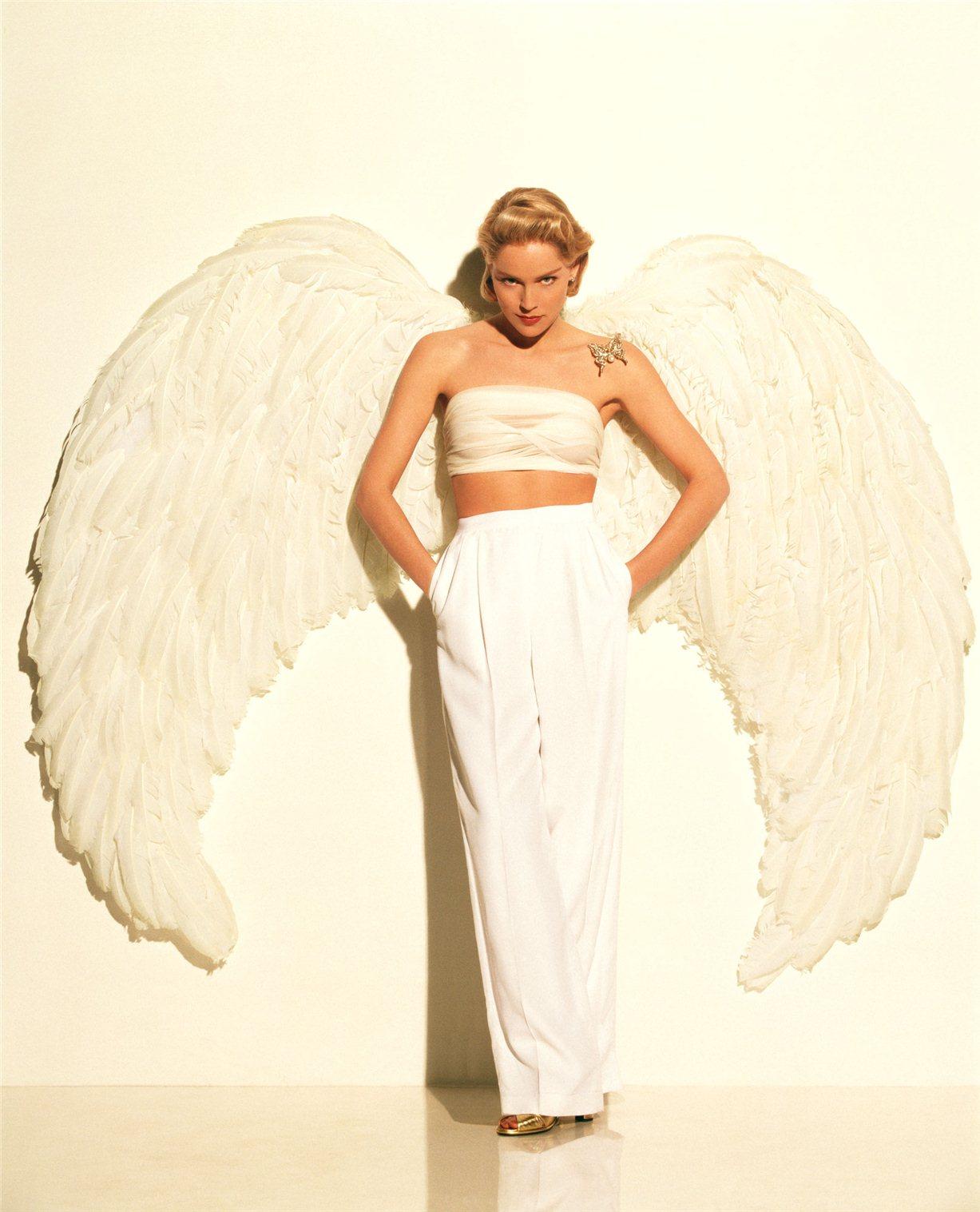 Sharon Stone / Шэрон Стоун - звезды Голливуда, фотограф Firooz Zahedi