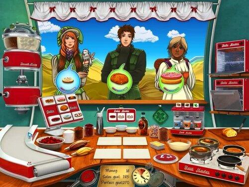 تحميل اللعبة الرائعة baking success beta