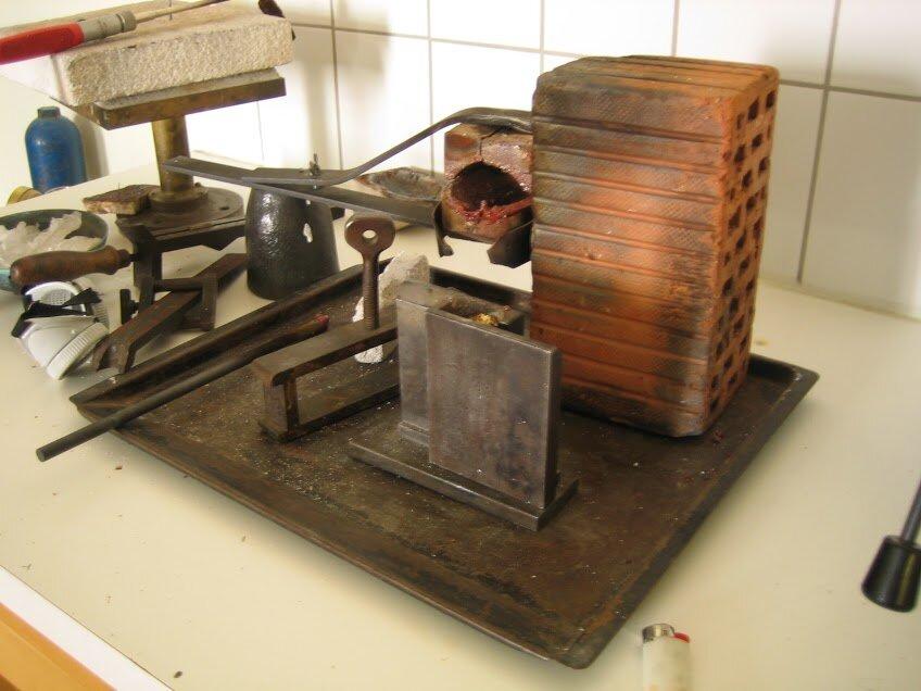 Работа ювелира: изготовление обручальных колец