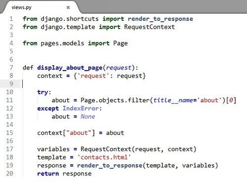 Python developer articles - Debug django project with
