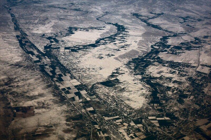 Пески Узбекистана