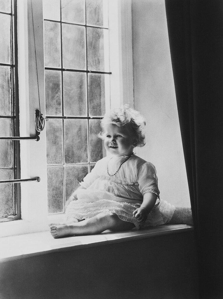 Frederick Thurston & Son (1854-1933)HM Queen Elizabeth II (b. 1926) when Princess Elizabeth of York  May 1927