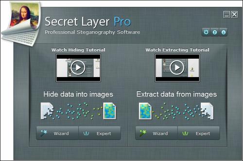 шифрование данных в изображениях