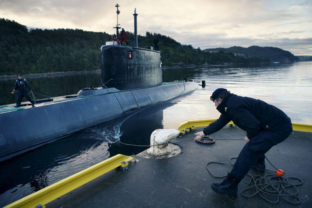 экипажи подводных дизельных лодок