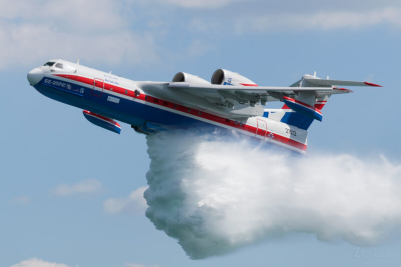 Бериев Бе-200ЧС (RF-21512) ТАНТК Бериева DSC3086
