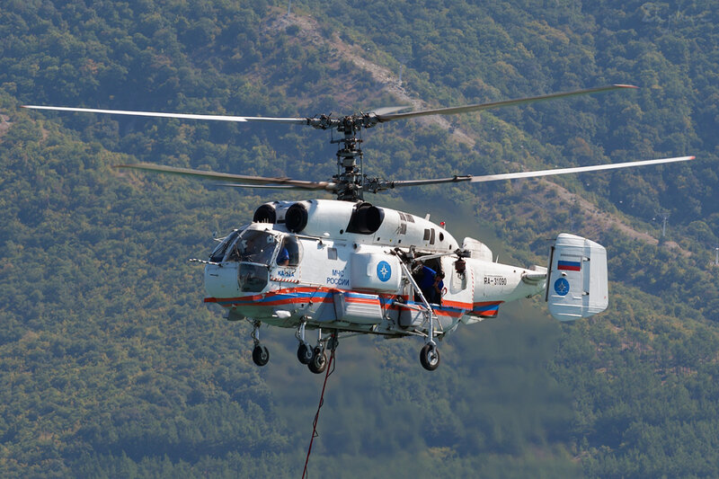 Камов Ка-32А (RA-31090) МЧС DSC_4584