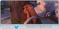 ���������� ������ 4: ��������������� ����� / Ice Age: Continental Drift (2012) Blu-ray [3D, 2D] + BD Remux + BDRip 1080p [3D, 2D] / 720p + DVD9 + DVD5 + HDRip + AVC