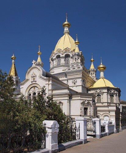 Собор Покрова Пресвятой Богородицы.  Собор_Севастополь_Sobor_Sevastopol_10.