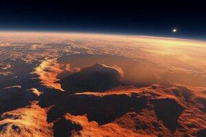 NASA отправит первого астронавта на Марс уже в 2030-х годах