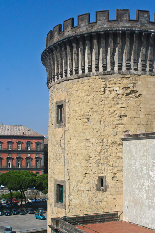 Кусочек самой башни