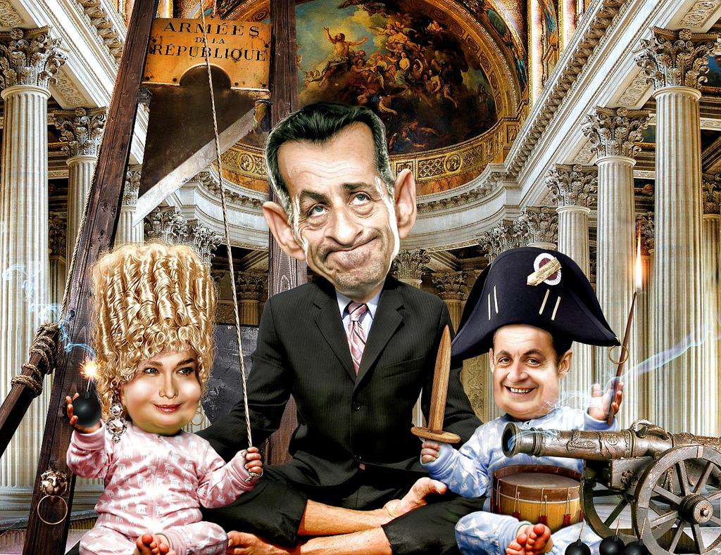 Карикатуры на знаменитых людей от Рикардо Босколо (Riccardo Boscolo)