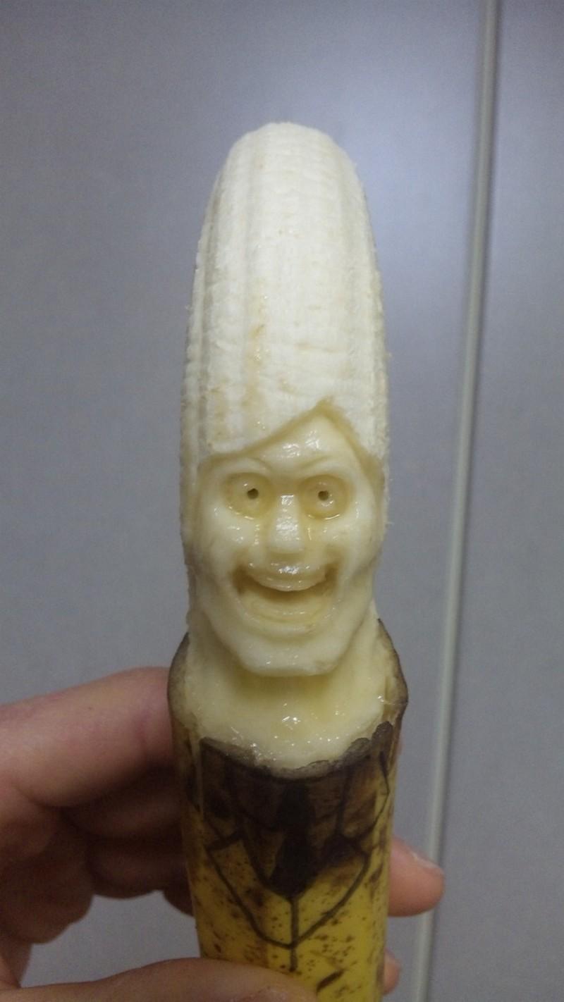 Японка с бананом 7 фотография