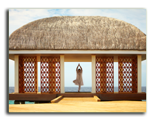 Мальдивы. Viceroy Maldives 5*. Yoga Pavilion