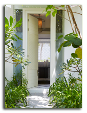 Мальдивы. Viceroy Maldives 5*. Beach Villa Entrance