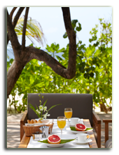 Мальдивы. Viceroy Maldives 5*. Breakfast
