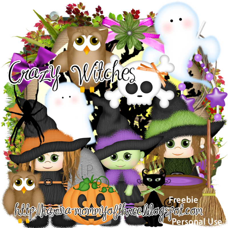 Crazy-Witches