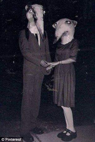Ретро-костюмы на Хэллоуин