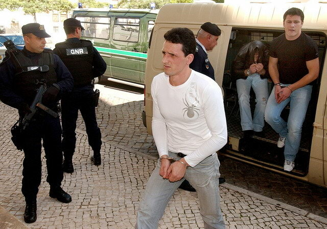 THREE DEFENDANTS IN TURNERґS CASE CONDEMNED