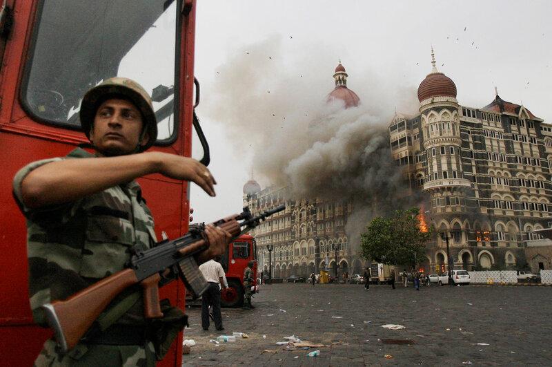 India Terror Arrest