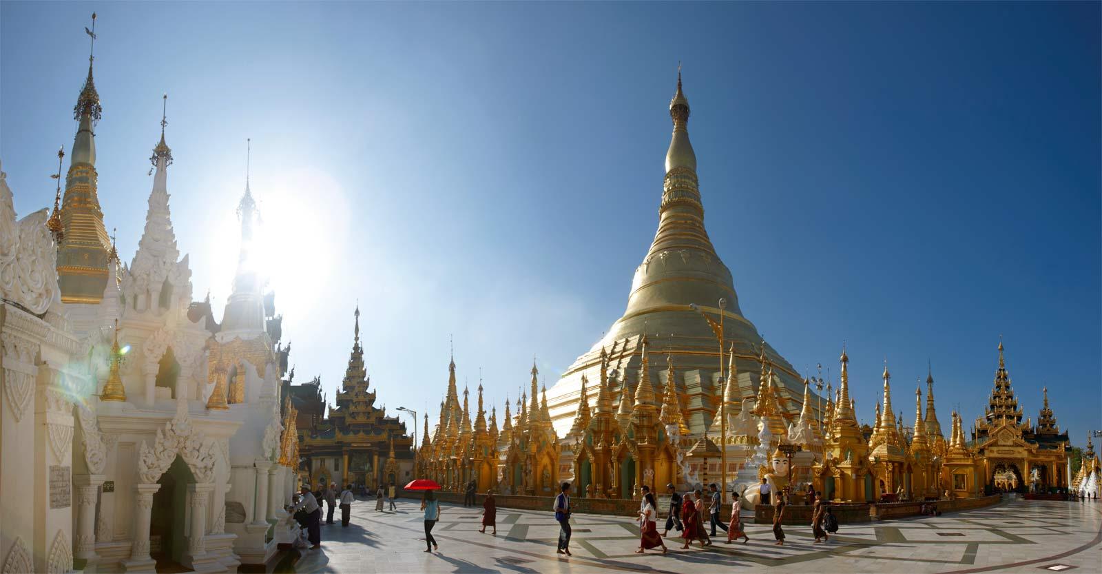 Shwedagon Monastery
