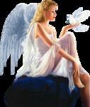 Ангелы в пнг