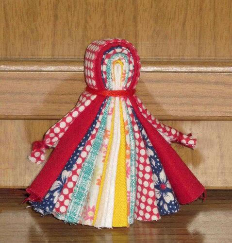 Коми куклы своими руками мастер-класс 55