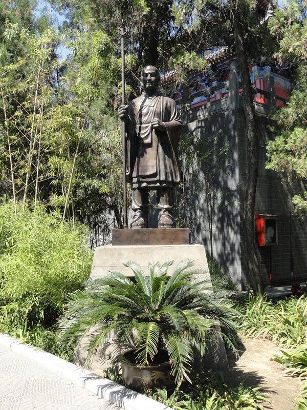 Памятник Отцу-основателю