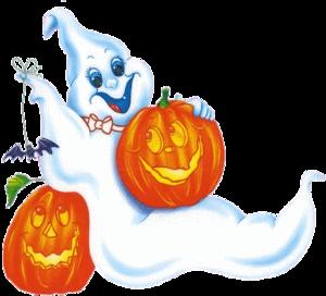 Тыквы Хэллоуина - клипарт