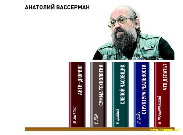 Любимые книги известных людей