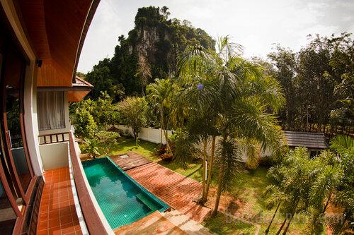Mountain Villa krabi thailand
