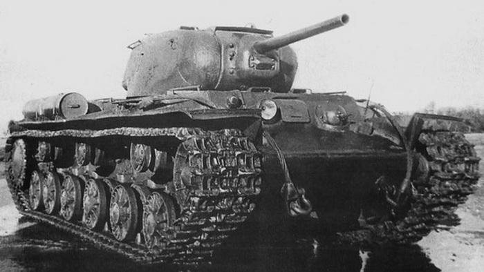 Легендарный подвиг советских танкистов