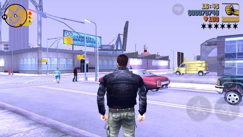GTA 3, максимальные настройки