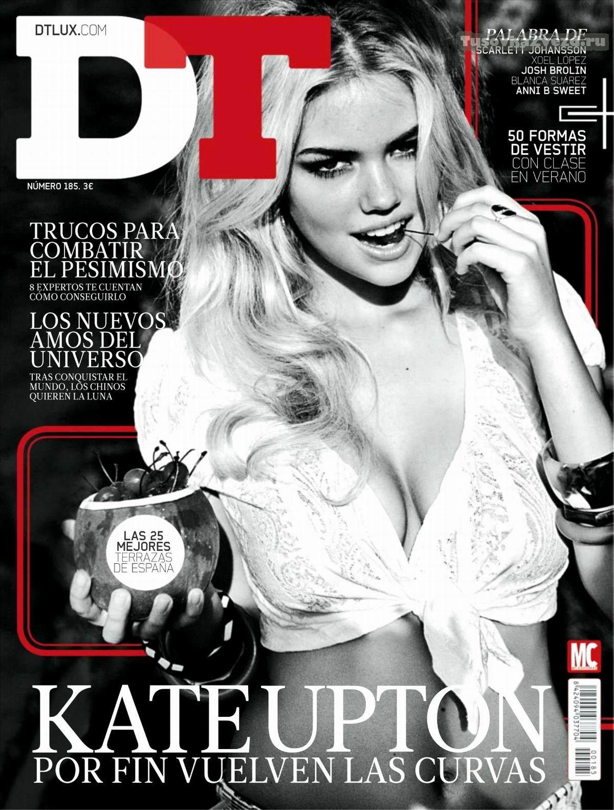 Кейт Аптон (Kate Upton) эротическая фото сессия для журнала DT Испания, май 2012