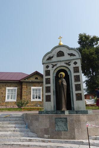 св. Варвара - покровительница шахтеров кемерово фото