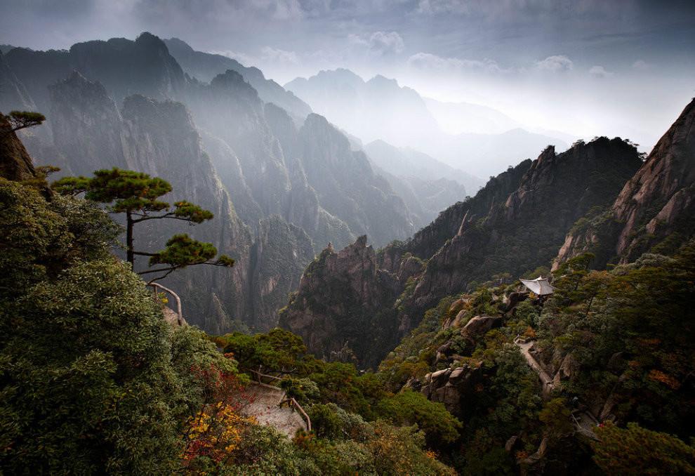 Фотографии прекрасных пейзажей 0 17857c 678763e4 orig