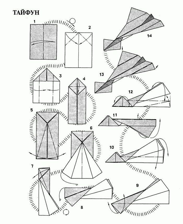 Как сделать бумажный самолетик который долго летает Корки. lol 40
