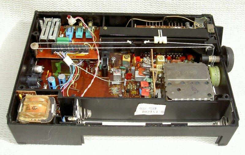 Полный комплект принципиальных электрических схем, сервисная инструкция, руководство радиоприемника ВЭФ 214.
