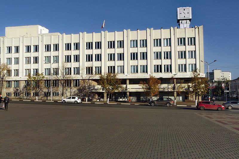 Фонтан в Новом сквере/Соборная площадь2 - 2012