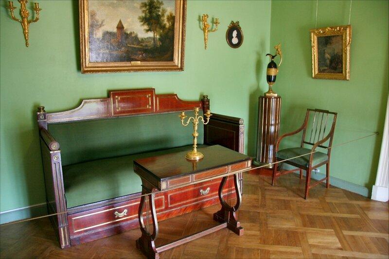 Письменный стол из дерева 155