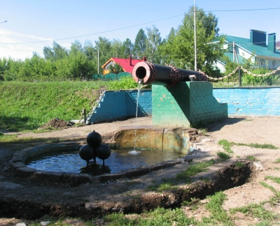 Родники Лениногорского района РТ