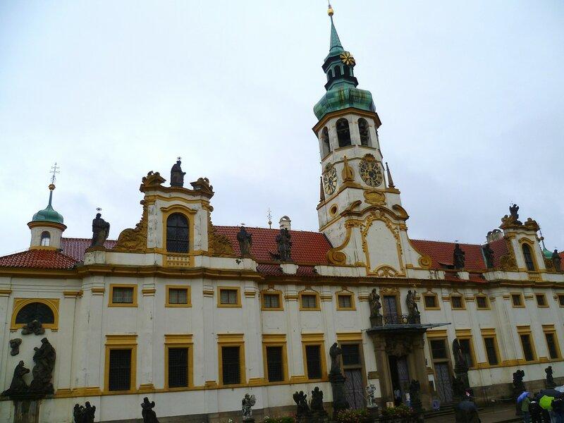 Церковь Лорета, Прага (Loreta Church, Prague)