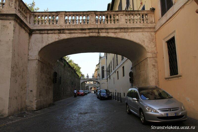 Италия, Рим, Фонтан Треви