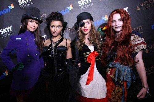Вечеринка Хээлоуин