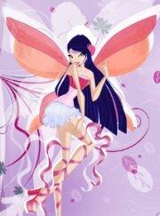 Мои рисунку с волшебницами винкс и арты аниме!