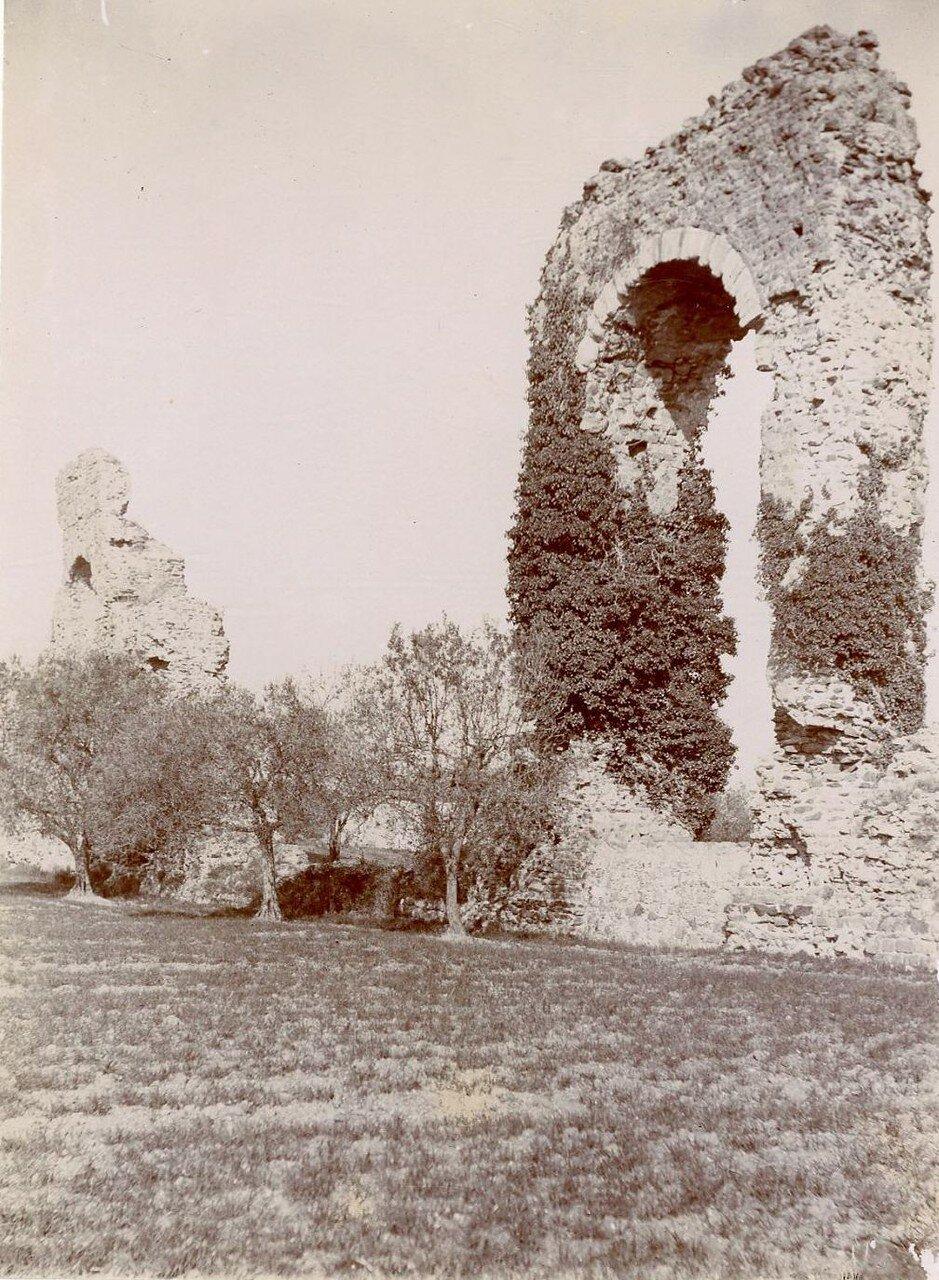 Акведук. 1880-е