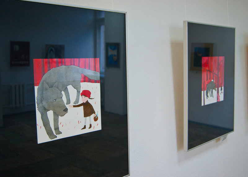 Сказки братьев Гримм. Иллюстрации эстонских художников